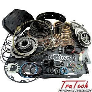 Trutech Level 1 Complete Rebuild Kit Extreme 3 4 Clutch 04 12 4l60e Transmission
