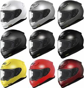 *Fast Free Shipping* Shoei RF-1200 Motorcycle Helmet (Solid Colors)