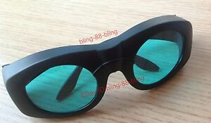 Ce Red ir Laser Safety Goggles Glasses Od7 680 1100nm 755 808 980 1064nm
