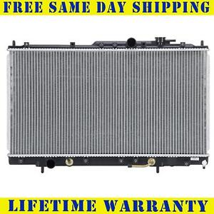 Radiator For Mitsubishi Galant 4cyl 2 4l Lifetime Warranty Fast Free Shipping