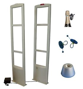 Checkpoint Compatible 8 2mhz 2 tower Eas Liquor Store Security System Fr Usa