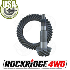 Usa Standard Ring Pinion Gear Set For Dana 80 In 5 38 Ratio Chevy Dodge Ford