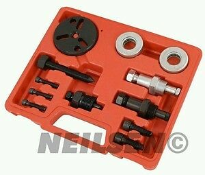 Air Conditioning Compressor Clutch Service Tool Kit Harrison Sanden Delphi