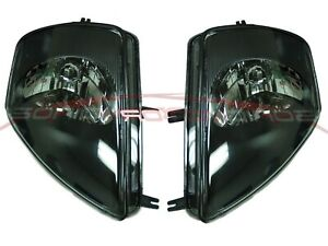 For 2000 01 2002 Mitsubishi Eclipse Coupe Head Lights Driver Passenger Side