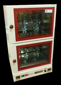 Whatman Biometra Duo Therm Hybridization Oven Model Ov5 2 Independent Chambers