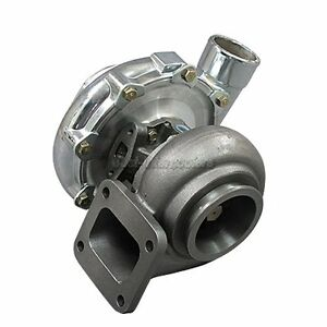 T72 Turbo Charger Turbocharger T4 96 A R P Trim For Civic Eclipse 4g63 1g 2g