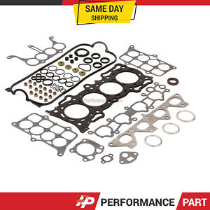 Mls Head Gasket Set 91 96 Honda Accord Prelude 2 2l Sohc F22a1 F22a4 F22a6