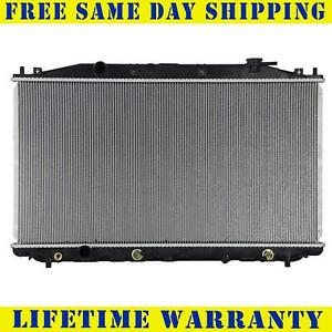 Radiator For 2008 2015 Honda Accord Crosstour 2 4l Fast Free Shipping