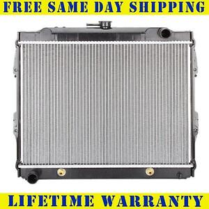 Radiator For 1984 1994 Toyota Pickup 4runner 2 4l Fast Free Shipping