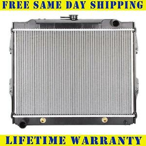 Radiator For Toyota Fits Pickup 4runner 2 4 L4 15 3 4 Inch Core Height 945