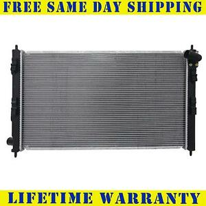 Radiator For 2008 2017 Mitsubishi Lancer Outlander 2 0l 2 4l 3 0l Free Shipping