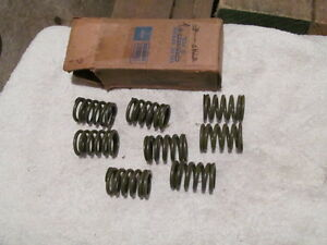 67 Ford Galaxie Valve Springs Nos
