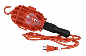 Incandescent Trouble Automotive Work Trouble Task Light Alert Stamping Tl 6p