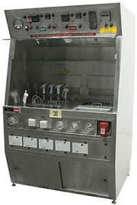 Air Control Fh 45d ss Stainless Steel Solvent Wet Process Bench