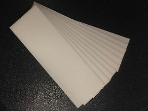 1 X 3 Ceramic al2o3 Column Cutting Wafer Pack Of 10