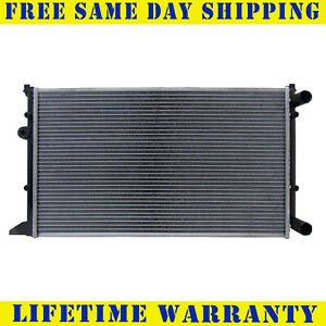 Radiator For Volkswagen Golf Jetta Cabrio 2 0 1 8 1 9 1557