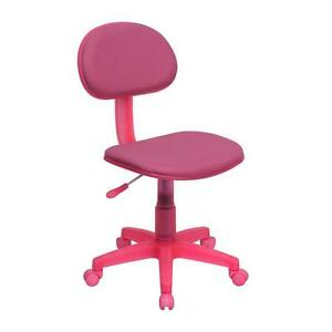 Flash Furniture Pink Fabric Ergonomic Office Task Chair Bt 698 pink gg