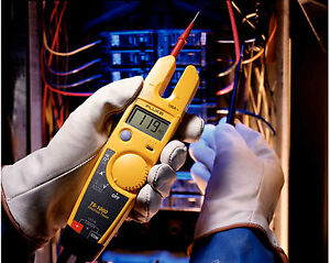 Fluke t5 1000 1000 Voltage Current continuity electrical Tester