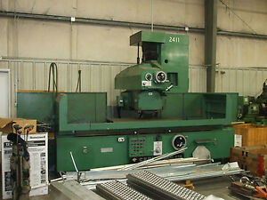 Camut Model Maxi 615 Automatic Hydraulic Surface Grinder