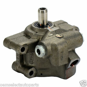 Oem New Reman 2009 2011 Ford Focus Power Steering Pump Less Pulley Transit