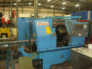 Miyano Cnc Turning Center Model Jnc 35 With Bar Feeder