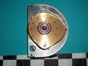 1954 Packard Clipper Clock