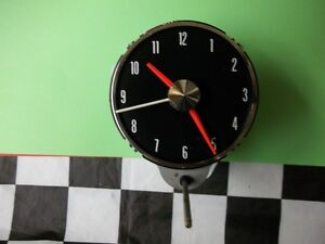 1965 Buick Wildcat Clock