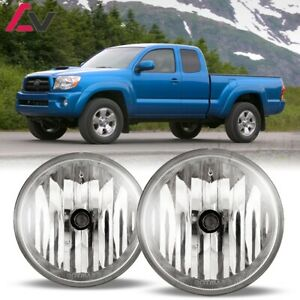 For Toyota Tacoma 05 11 Clear Lens Pair Oe Fog Light Lamp Wiring Switch Kit Dot