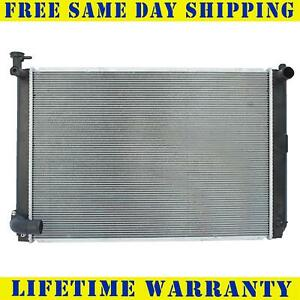 Radiator For Lexus Toyota Fits Rx400h Highlander Hybrid 3 3 V6 6cyl 2929