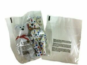 100 18 X 24 Clear Poly Bags Suffocation Warning 2 Mil Flat Bag Free Shipping