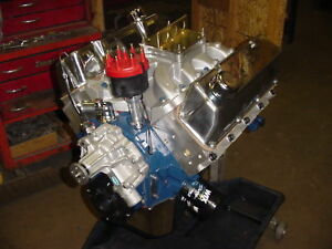 Ford 351w Crate Windsor Hot Street Engine 440hp 420tq Mustang Cougar F150 Bhp