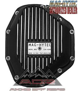 Mag Hytec Rear Differential Cover Fits 94 02 Dodge Ram Truck W Dana 80 Axle