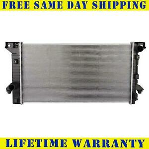 Radiator For 2007 2014 Lincoln Navigator Ford Expedition 5 4l Fast Free Shipping