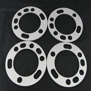 4 1 4 Wheel Spacers Flat 6x5 5 6x139 7 Trucks Suv 6 Lug Spacer For Chevy Gmc