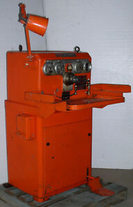 Delapena Speedhone Model Em Precision Honing Machine