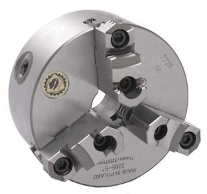 10 Bison 3 Jaw Lathe Chuck Direct Mount D1 8 Spindle
