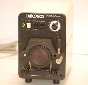 Labconco 4262000 Multistaltic Pump 4 Channel High Precision Dosing Pump