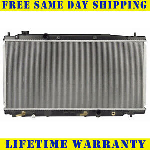 Radiator For 2009 2014 Honda Fit 1 5l L4 Lifetime Warranty Fast Free Shipping