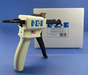 Dental Impression Universal Cartridge Dispenser Delivery Gun 1 1 2 1 Ultraxdent