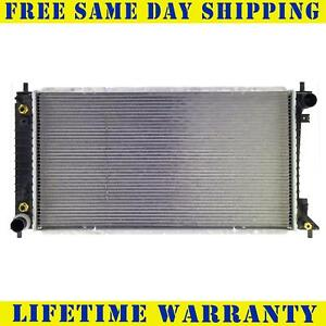 Radiator For 1999 2003 Ford F150 Expedition V8 4 6l 5 4l Lifetime Warranty