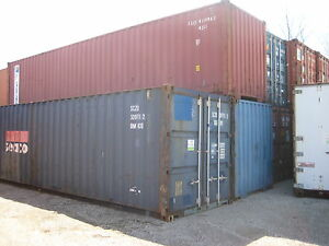 40 Cargo Container Shipping Container Storage Containers In Chicago Il
