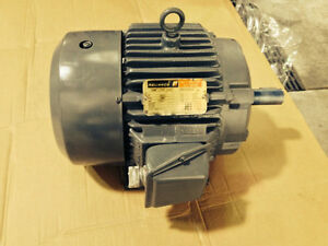 Reliance 7 5hp A c Motor