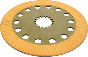A190067 New Brake Disc For Case Ih 5120 5130 5140 5220 5240 Tractors