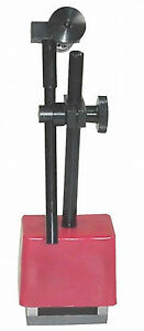 Central Tools 6415 Magnetic Base 5 16 For Dial Indicator Made In Usa