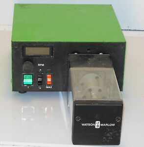 Watson Marlow Peristaltic Pump 503s With Head