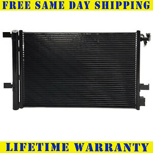 A C Condenser For 2010 2017 Chevy Cruze Buick Lacrosse Cadillac Fast Shipping