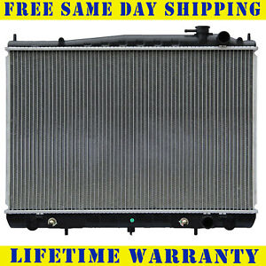 Radiator For 2001 2004 Nissan Frontier Xterra 3 3l V6 Fast Free Shipping