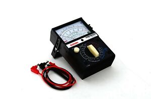Yx 360tr Analogue Meter Multimeter Multitester Fuse Diode Protection Hfe Handle