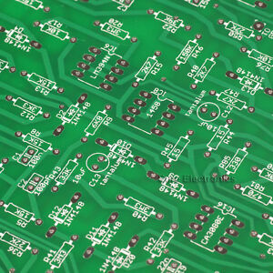 2 layer Pcb Printed Circuit Board Manufacture Service 0 16 9 Inches2 50pcs