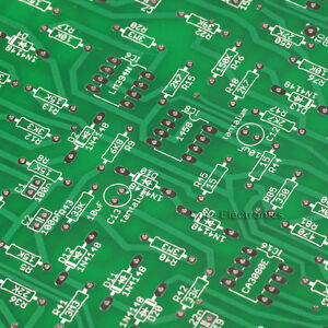 2 layer Pcb Printed Circuit Board Manufacture Service 0 16 9 Inches2 100pcs